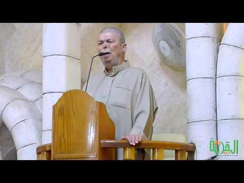 خطبة الجمعة لفضيلة الشيخ عبد الله 30/5/2014