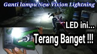 Video Memasang Lampu LED RTD 4 Sisi di Yamaha Vixion Lightning MP3, 3GP, MP4, WEBM, AVI, FLV November 2018