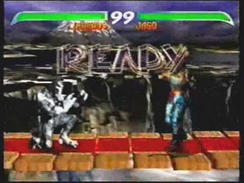 killer instinct gold nintendo 64 fatalities