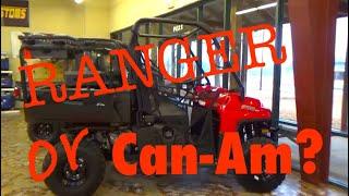 9. NEW POLARIS RANGER OR CAN- AM🤔🤔🤔