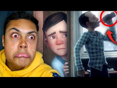 REACTING TO THE SADDEST ANIMATIONS EVER MADE !!! (LAST EPISODE) (видео)