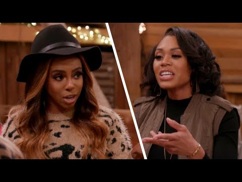 ALL TEA, ALL SHADE | REAL HOUSEWIVES OF POTOMAC | S5. EP.8 | #RHOP