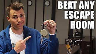 Video BEAT ANY ESCAPE ROOM- 10 proven tricks and tips MP3, 3GP, MP4, WEBM, AVI, FLV Maret 2019