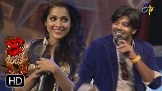 Video Reshmi & Sudheer Intro | Dhee Jodi | 9th November 2016 | ETV Telugu MP3, 3GP, MP4, WEBM, AVI, FLV April 2018
