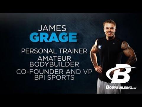 James Grage's Training & Fitness Program – Bodybuilding.com