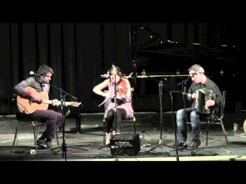 Frankie's Set -- The McAuley/Horan/O'Caiomh Trio