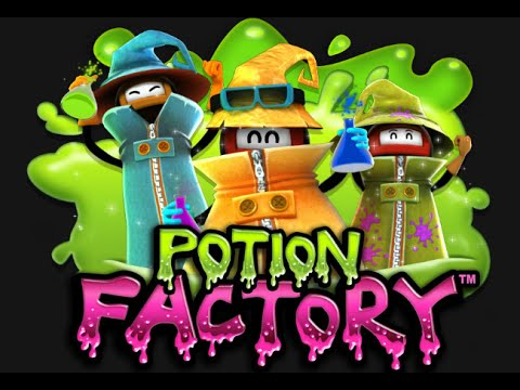 Potion Factory™ by Leander Games | Slot Gameplay by Slotozilla.com