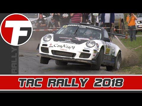 TAC Rally 2018 + Crash