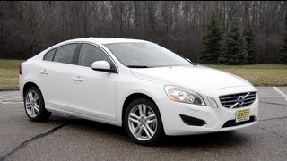2013 Volvo S60 T5 AWD - WINDING ROAD POV Test Drive