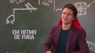 Video Ansel Elgort fala sobre Em Ritmo de Fuga 2 e Divergente MP3, 3GP, MP4, WEBM, AVI, FLV Januari 2018