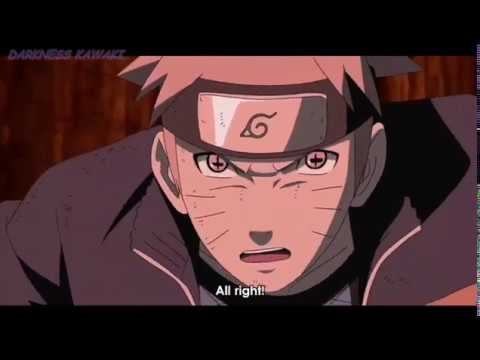 Madara Vs Naruto  Full HD