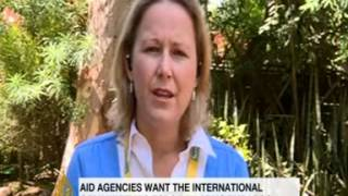 South Sudan  - Interview with Kathleen Rutledge - Tearfund Country Director