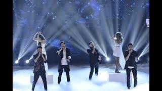 Ad Libitum a interpretat la X Factor piesa lui Ed Sheeran -