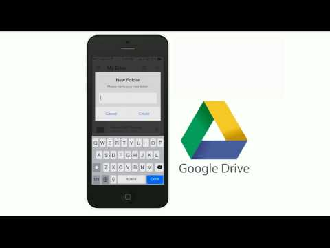 Video How to Upload Photos to Google Drive (iOS Tutorial) [Photo Backup] download in MP3, 3GP, MP4, WEBM, AVI, FLV January 2017