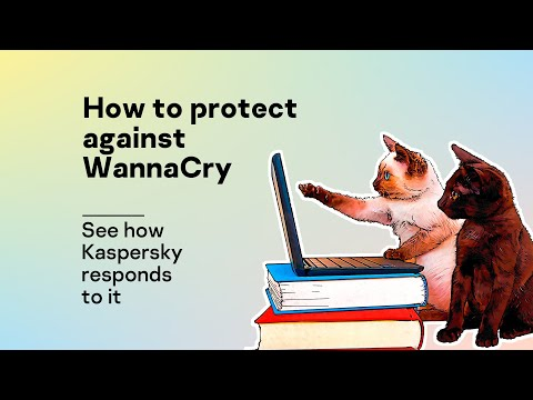 How to protect against WannaCry. See how Kaspersky Lab responds to it