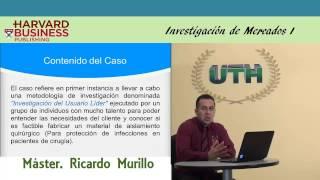Download Video 1 Caso Harvard Investigacion de Mercados I Ricardo Murillo MP3 3GP MP4