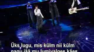 Ice-cold Story - Iiris Vesik (Eesti NF 2008)