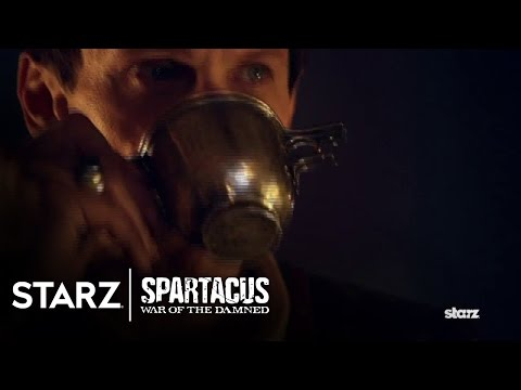 Spartacus 3.08 (Clip 'You Dispatch Me')
