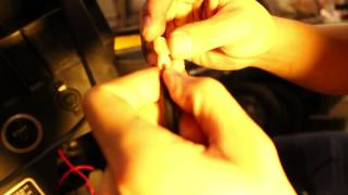 8. Can Am Commander - Rocker Switch Install