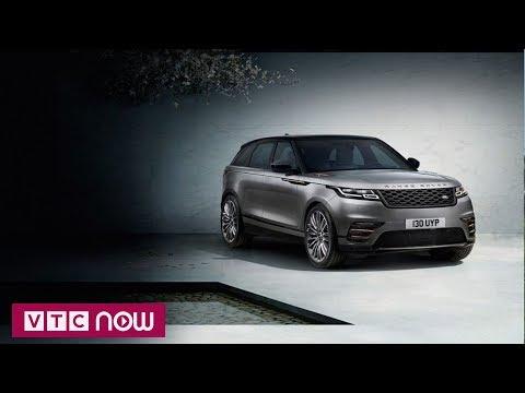 Range Rover Velar: Thiết kế xe đẹp nhất thế giới | VTC1 - Thời lượng: 50 giây.
