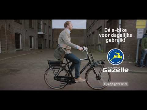 Gazelle TV Commercial