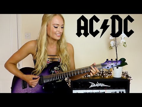 """AC/DC  """"Highway To Hell"""" Cover by Sophie Lloyd"""