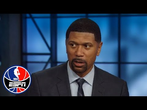 Jalen Rose says LeBron James' points more impressive than assists or rebounds | NBA Countdown | ESPN
