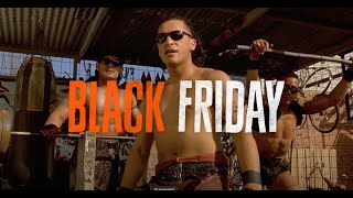 On-air promo for programming focussed around NITV's 'Black Friday' theme.