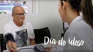 Pague Menos e Você – Programa Vida Saudável Clinic Farma Dia do Idoso