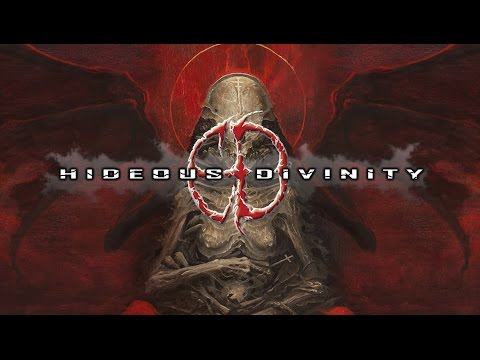 HIDEOUS DIVINITY - ANGEL OF REVOLUTION (OFFICIAL TRACK PREMIERE 2017) [UNIQUE LEADER RECORDS]
