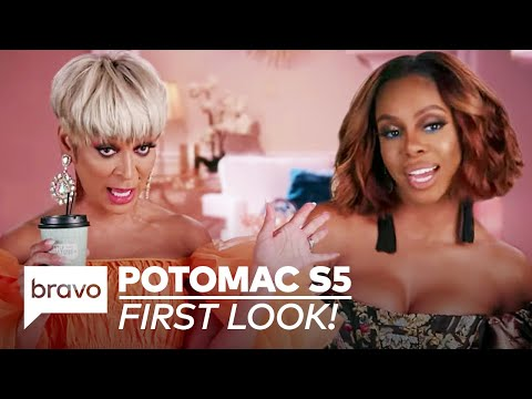 Your First Look at The Real Housewives of Potomac Season 5 | Bravo