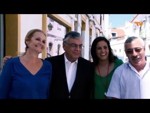José Matos Rosa na Tomada de Posse dos Órgãos Concelhios do PSD de Coruche