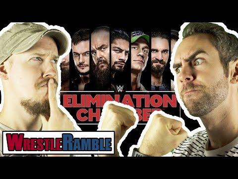 WWE Elimination Chamber 2018 Predictions! Will Roman Reigns Win?! | WrestleRamble