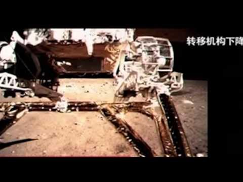 yutu, il rover cinese sulla luna, ha messo le ali