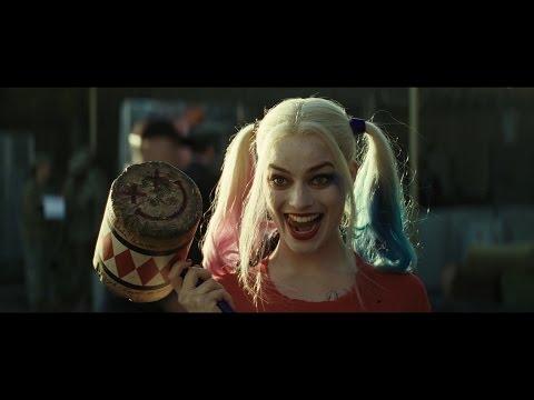 Preview Trailer Suicide Squad, trailer italiano ufficiale