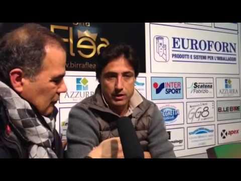 Interviste postpartita: Gualdo Casacastalda - SanGiovannivaldarno