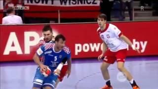 Hrvatski rukometaši izborili su polufinale Europskog prvenstva u Poljskoj nevjerojatnom pobjedom, kojoj se svjedoči jednom u životu, nad domaćinom ...