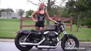 9. Used 2013 Harley Davidson Sportster Forty-Eight Motorcycles for sale.