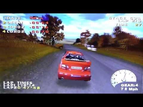 V-Rally 2 Dreamcast
