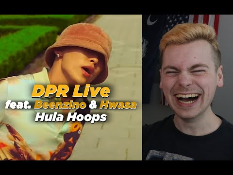 STRAIGHT COOLIN' (DPR LIVE - Hula Hoops (ft. BEENZINO, HWASA) OFFICIAL M/V Reaction)