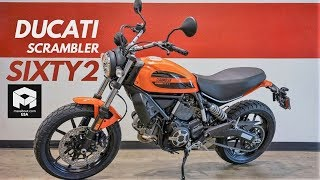 10. Ducati Sixty2 Specifications & Price in the USA