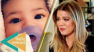 Video Kylie Jenner's Baby Looks JUST Like Tyga! Khloe Kardashian DOESN'T Want a Baby Girl? - DR MP3, 3GP, MP4, WEBM, AVI, FLV Maret 2018