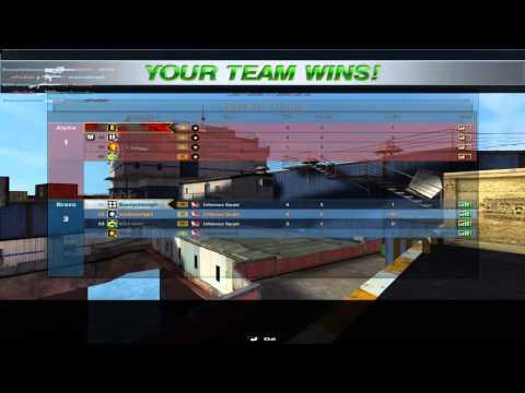 Infamous Squad vs Peek HackK ( shadowking65 ) (видео)