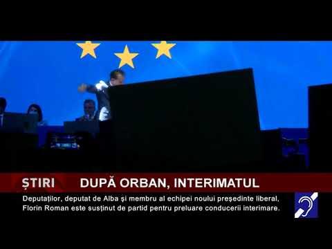 Florin Roman, posibil interimar la șefia Camerei Deputaților