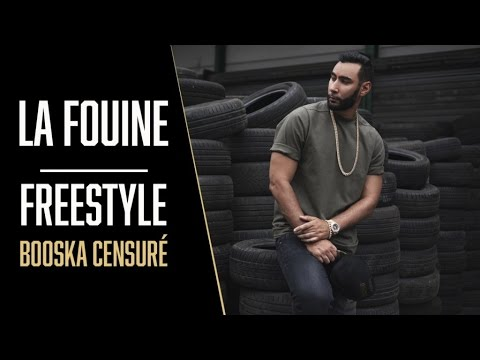 La Fouine - Booska Censuré