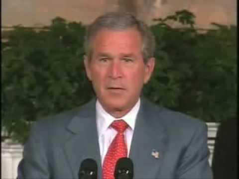 George W Bush at his Finest