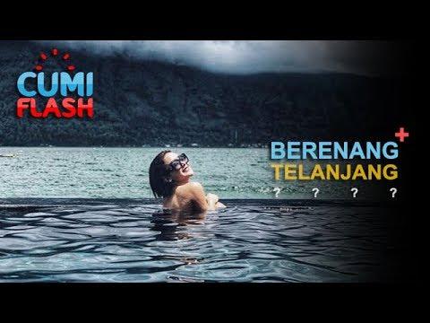 Download Video Telanjang di Kolam Renang, Cita Citata Ngapain Sih? - CumiFlash 16 Februari 2018