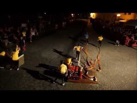 SDH Chýnov - THL Kamenice nad Lipou 22.6.2013 - 21,73s