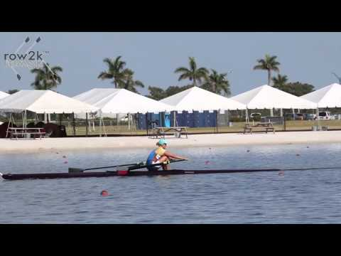 2016 USA Rowing Olympic Trials - W1x Training