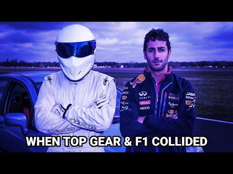 When Top Gear & Formula 1 Collided